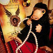 Куклы и игрушки ручной работы. Ярмарка Мастеров - ручная работа Нюхлер Нюхль Фантастические твари Niffler Fantastic Beasts. Handmade.