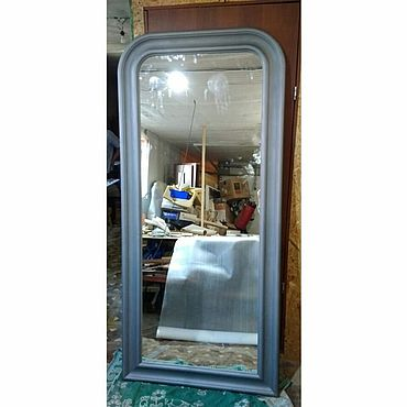 """Для дома и интерьера ручной работы. Ярмарка Мастеров - ручная работа Зеркало в классической раме """"Камелот"""". Handmade."""