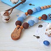 Одежда handmade. Livemaster - original item Slingobusy with a figure