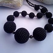 """Украшения handmade. Livemaster - original item Beaded decoration. Beads """"Classic."""". Handmade."""