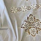 Материалы для творчества handmade. Livemaster - original item Fabric: Richelieu on D&G Cotton. Handmade.
