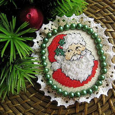 Подарки к праздникам handmade. Livemaster - original item Brooch