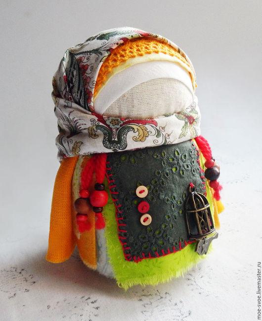 Народные куклы ручной работы. Ярмарка Мастеров - ручная работа. Купить Крупеничка. Handmade. Крупеничка, славянский оберег, обереги в подарок