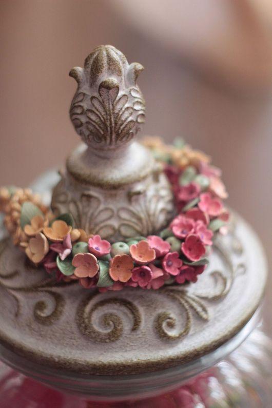 """Колье, бусы ручной работы. Ярмарка Мастеров - ручная работа. Купить бусы """"Очарование"""". Handmade. Розовый, ярко-розовый, песочный"""