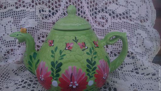 ....вот такая необычная емкость для хранения чайной заварки...или для хранения трав....
