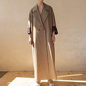 Одежда handmade. Livemaster - original item Women`s coat oversized Lo. Handmade.