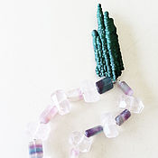 Украшения ручной работы. Ярмарка Мастеров - ручная работа Cactus. Handmade.