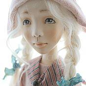 Куклы и игрушки ручной работы. Ярмарка Мастеров - ручная работа Кукла Юля. Handmade.
