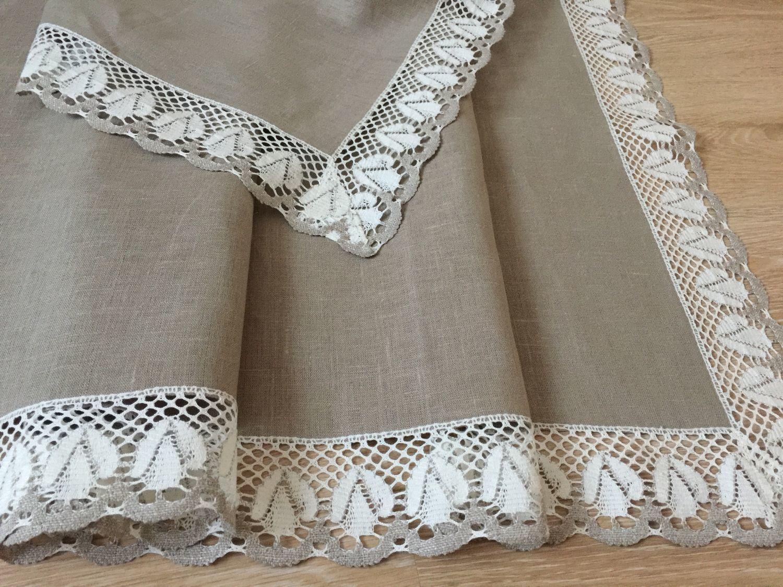 Linen tablecloth ' Natural style', Tablecloths, Ivanovo,  Фото №1