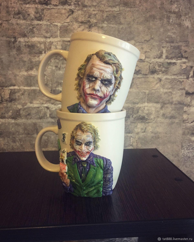 Джокер, Кружки и чашки, Бийск,  Фото №1