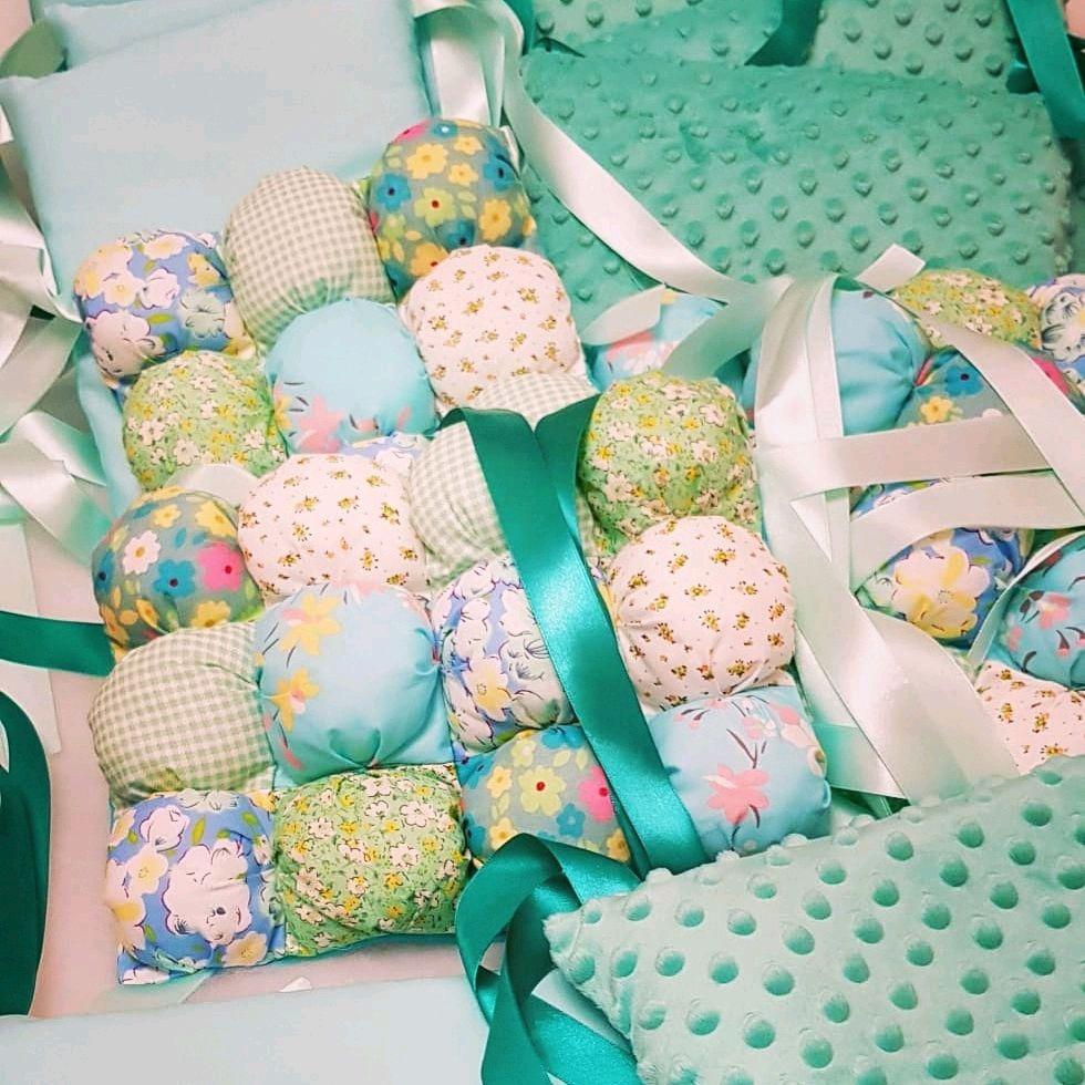 Бортики для кроватки, Текстиль, Москва, Фото №1