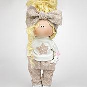 Материалы для творчества handmade. Livemaster - original item Sewing kits: Susannah doll sewing kit. Handmade.