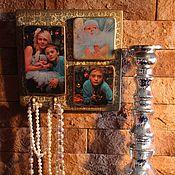Картины и панно ручной работы. Ярмарка Мастеров - ручная работа Панно настенное с Вашими фотографиями. Handmade.
