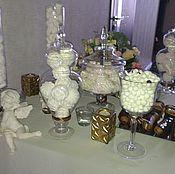 Свадебный салон ручной работы. Ярмарка Мастеров - ручная работа Оформление свадьбы_Зефирная. Handmade.