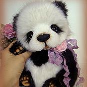 Куклы и игрушки ручной работы. Ярмарка Мастеров - ручная работа Пандочка Сюин (прелестный цветок). Handmade.