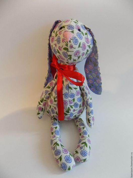 Куклы Тильды ручной работы. Ярмарка Мастеров - ручная работа. Купить Зайчик Тильда. Handmade. Зайчик, игрушка, для детей