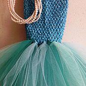 Работы для детей, ручной работы. Ярмарка Мастеров - ручная работа Юбка - пачка для девочки. Handmade.