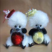Куклы и игрушки ручной работы. Ярмарка Мастеров - ручная работа Чик и Чирик. Handmade.