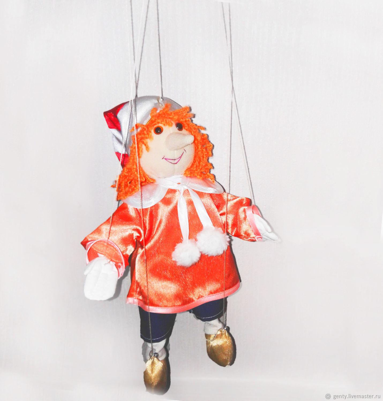 Кукла на веревочках своими руками фото 782