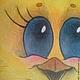"""Животные ручной работы. акварель+карандаши ЦЫПА серия """"малыш"""". Галина Крутипорох (Krutiporokh). Ярмарка Мастеров. Ребенок, подарок, рисунок акварельный"""