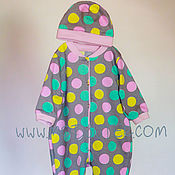 Одежда детская handmade. Livemaster - original item Baby clothing set №1. Handmade.