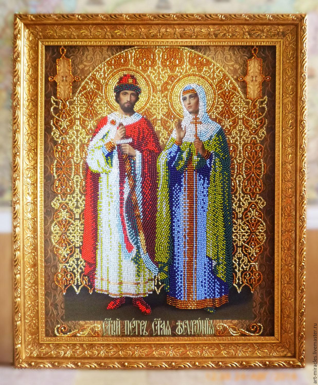 Купить икону петра и февронии в подарок