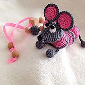 Работы для детей, handmade. Livemaster - original item Slimeball