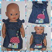 Куклы и игрушки ручной работы. Ярмарка Мастеров - ручная работа Одежда для кукол. Для Беби бона.. Handmade.