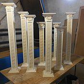 Скульптуры ручной работы. Ярмарка Мастеров - ручная работа Авторская многофункциональная колонна. Handmade.