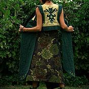 Одежда ручной работы. Ярмарка Мастеров - ручная работа Жилет Сова. Handmade.