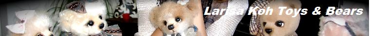 Larisa Koh Toys & Bears
