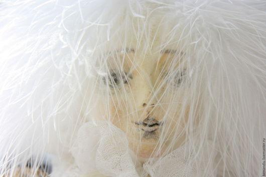 Коллекционные куклы ручной работы. Ярмарка Мастеров - ручная работа. Купить Ангел. Авторская кукла. Handmade. Белый, ангелочек, краски