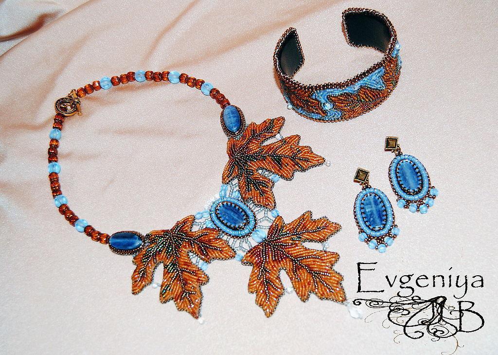 Ручная работа Handmade Болдырева Евгения EvgeniyaB\r\nКомплект