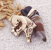Фен-шуй и эзотерика handmade. Livemaster - original item Scythian Boar amulet talisman amulet. new year2019. Handmade.