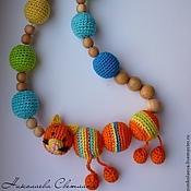"""Одежда ручной работы. Ярмарка Мастеров - ручная работа Слингобусы """"Рыжий кот"""". Handmade."""