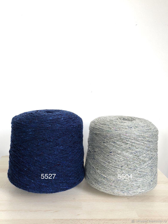Soft Donegal Tweed-100 меринос, Пряжа, Кембридж,  Фото №1