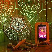Для дома и интерьера handmade. Livemaster - original item Interior lamp night light