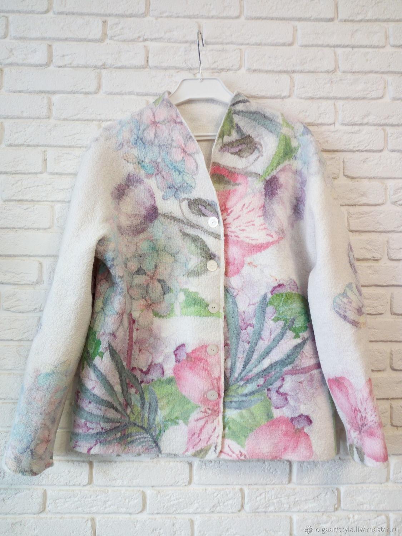 Jacket jacket Magic garden, Jackets, Moscow,  Фото №1