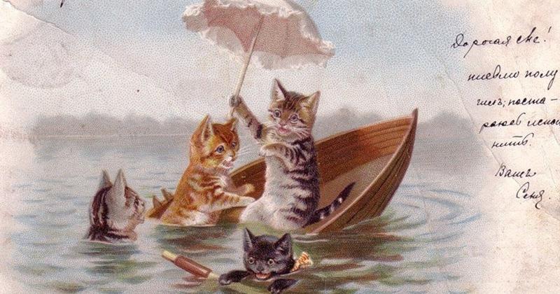Статья про открытки