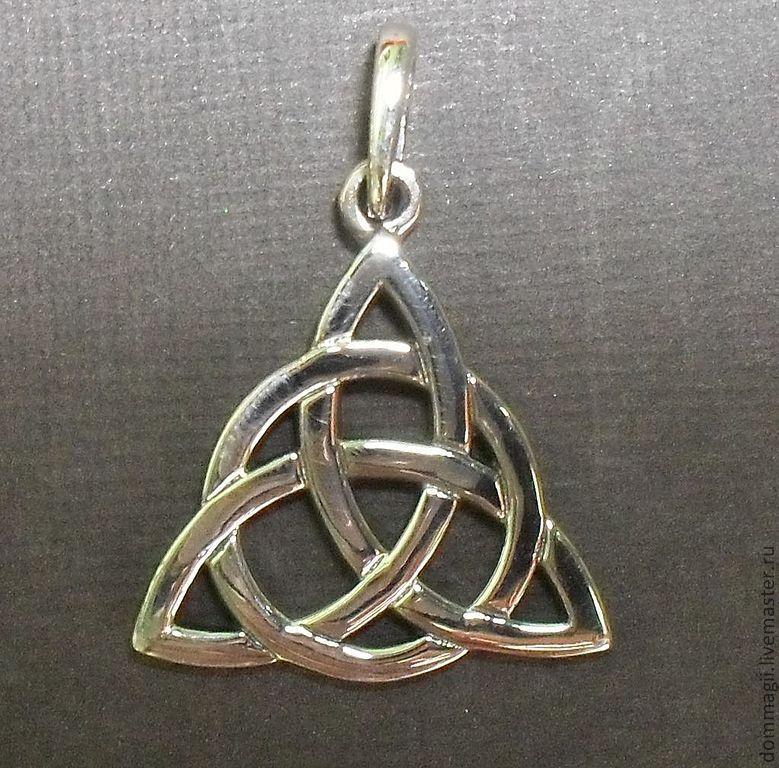 символ треугольник и трилистник фото сделать пейзаж теплее