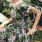 Кружево ручной работы. Ярмарка Мастеров - ручная работа Dolce Gabbana Живая 3д вышивка на кружеве шантильи, Эдита. Handmade.