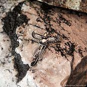 Украшения handmade. Livemaster - original item Pendant Eagle of silver 925. Handmade.