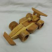 Техника, роботы, транспорт ручной работы. Ярмарка Мастеров - ручная работа Гоночная машина. Handmade.