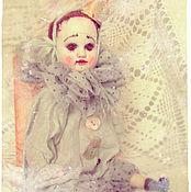 Куклы и игрушки ручной работы. Ярмарка Мастеров - ручная работа Мой Пьеро..... Handmade.