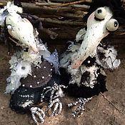 Куклы и игрушки ручной работы. Ярмарка Мастеров - ручная работа Чуды в перьях. Handmade.