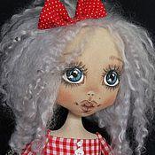 """Куклы и игрушки ручной работы. Ярмарка Мастеров - ручная работа Текстильная кукла """" Туся"""". Handmade."""
