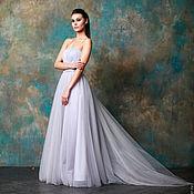 """Одежда ручной работы. Ярмарка Мастеров - ручная работа """"Аделин"""" вечернее платье. Handmade."""