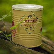 Для дома и интерьера handmade. Livemaster - original item Jar decoupage a sweet Tooth. Handmade.