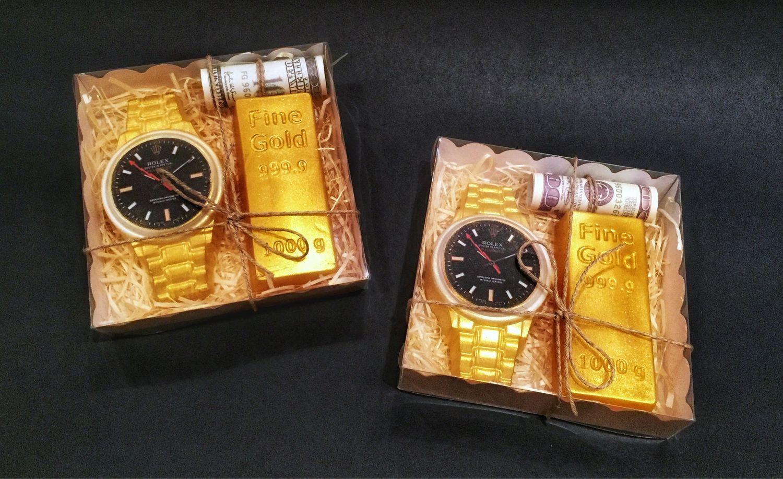 «Золотой»,набор мыла ручной работы, Мыло, Москва,  Фото №1