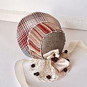 Одежда для кукол ручной работы. Ярмарка Мастеров - ручная работа Шляпка для куклы. Handmade.